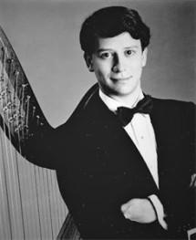 Saul Davis Zlatkovski American harpist