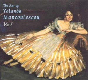 The Art of Yolanda Marcoulescou Vol. 1 Gasparo 1997