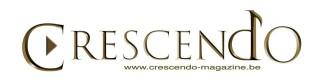 Crescendo magazine logo