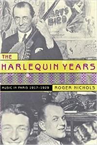 The Harlequin Years Roger Nichols