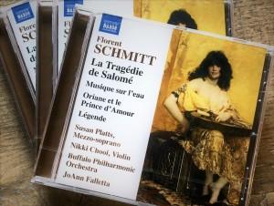 Florent Schmitt Salome Oriane Falletta NAXOS 2020