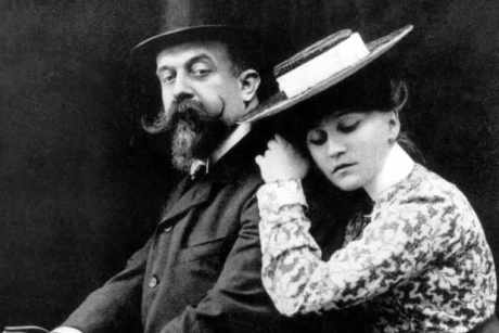 Henry Gauthier-Villars with Colette 1902