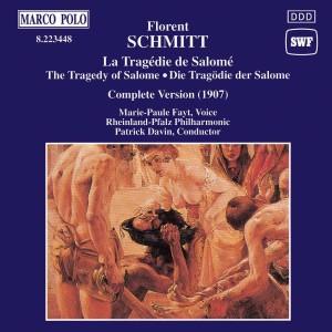 Florent Schmitt Tragedie de Salome Davin Marco Polo